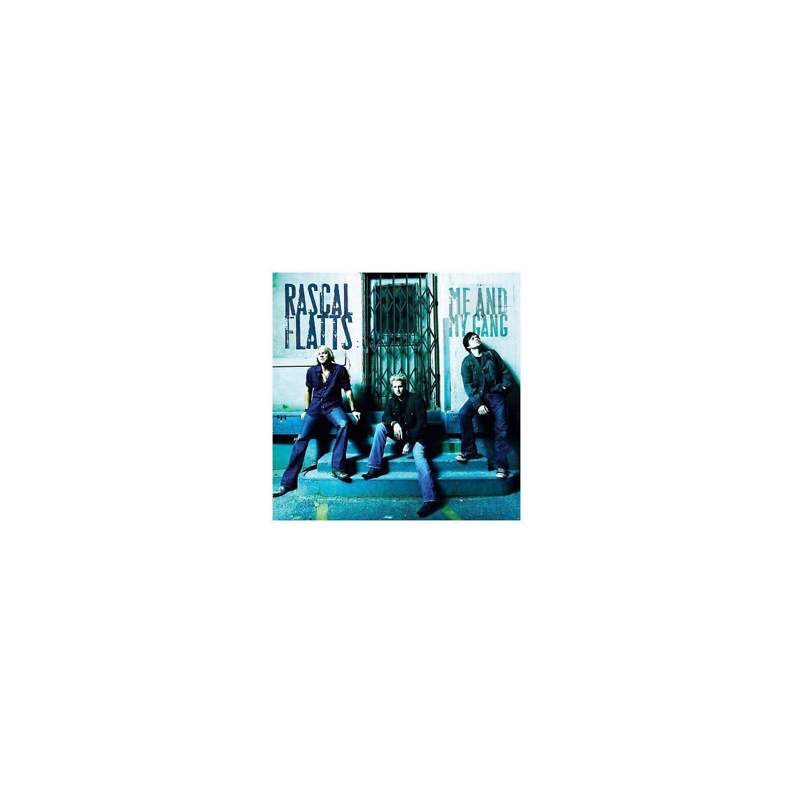 Alliance Rascal Flatts - Me & My Gang (CD)