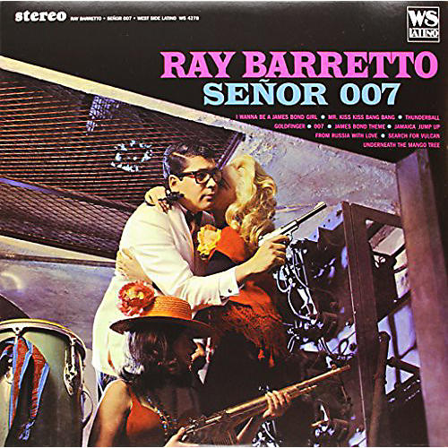 Alliance Ray Barretto - Senor, Vol. 7