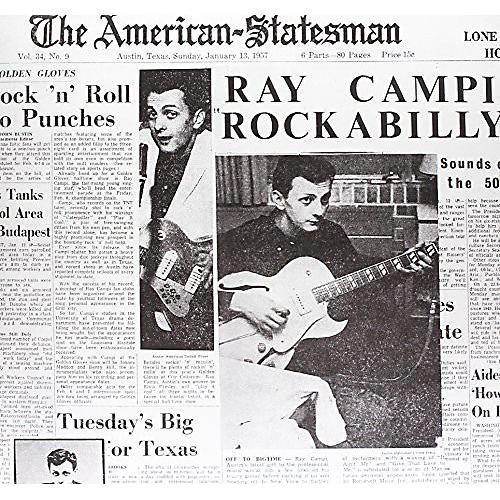 Alliance Ray Campi - Rockabilly