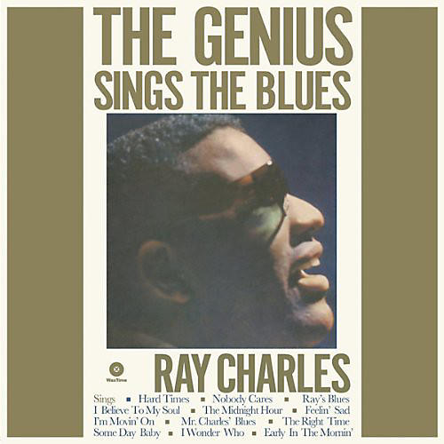 Alliance Ray Charles - Genius Sings the Blues