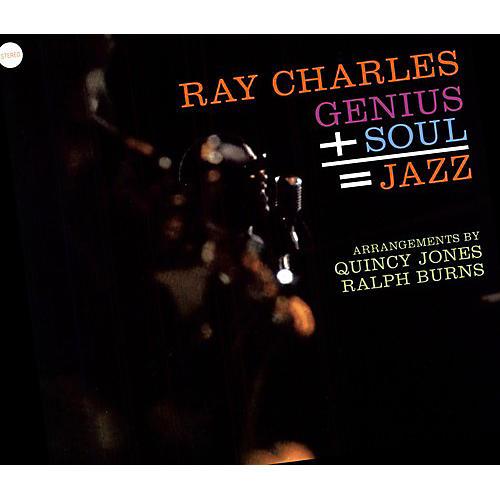 Alliance Ray Charles - Genius + Soul = Jazz