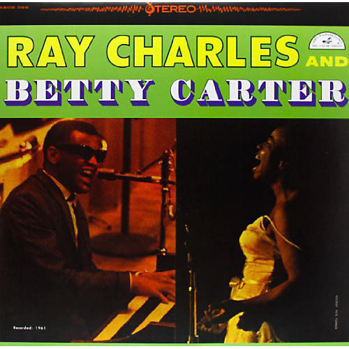 Alliance Ray Charles - Ray Charles and Betty Carter