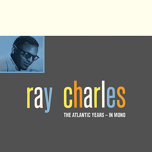 Alliance Ray Charles - The Atlantic Studio Albums In Mono Ray Charles