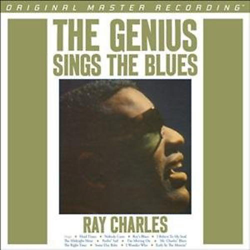 Alliance Ray Charles - The Genius Sings The Blues