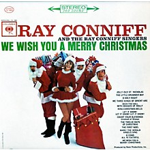 Ray Conniff Singers - We Wish You a Merry Christmas  (White)