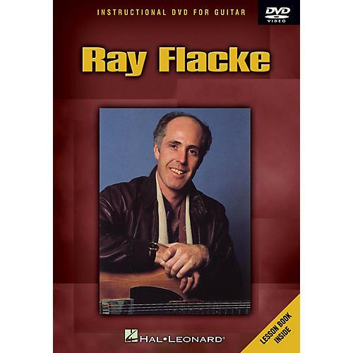 Hal Leonard Ray Flacke Instructional/Guitar/DVD Series DVD Performed by Ray Flacke