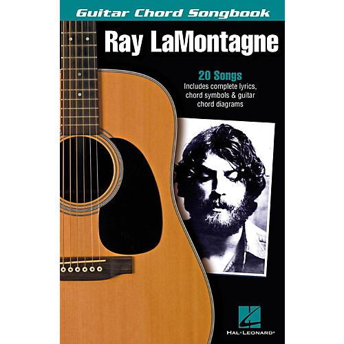 Hal Leonard Ray LaMontagne - Guitar Chord Songbook