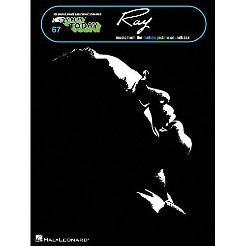 Hal Leonard Ray Music From The Motion Picture Soundtrack E-Z Play 67