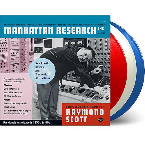 Alliance Raymond Scott - Manhattan Research Inc.