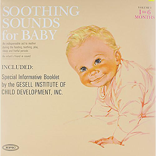 Alliance Raymond Scott - Soothing Sounds for Baby (1963)