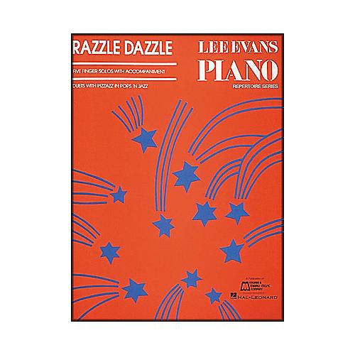 Hal Leonard Razzle Dazzle (27 Pupil/Teacher Duets) Lee Evans Piano