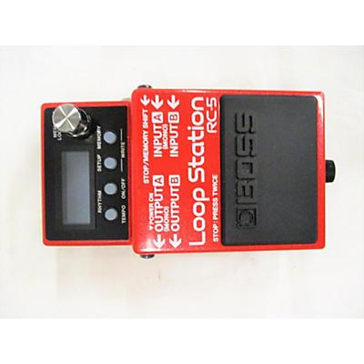 Boss Rc5 Pedal