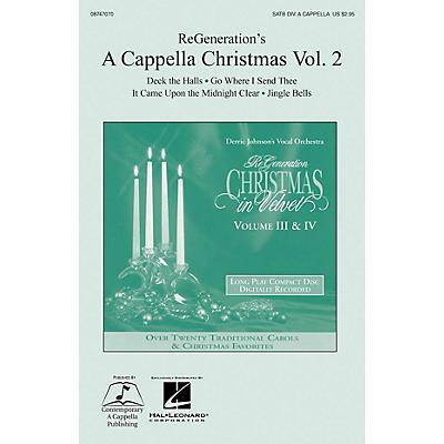 Hal Leonard ReGeneration's A Cappella Christmas Vol. 2 SATB DV A Cappella