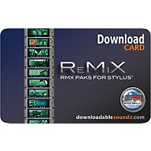 Sonic Reality ReMiX DL Multibox for Stylus RMX