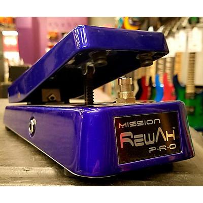 Mission Engineering ReWah Pro Effect Pedal