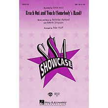 Hal Leonard Reach Out and Touch (Somebody's Hand) SSA by Diana Ross arranged by Mac Huff