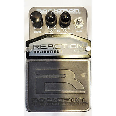 Rocktron Reaction Distortion Effect Pedal