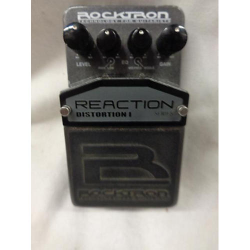 Reaction Distortion I Effect Pedal