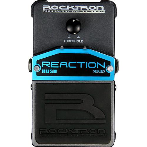 rocktron reaction hush noise reduction guitar effects pedal musician 39 s friend. Black Bedroom Furniture Sets. Home Design Ideas