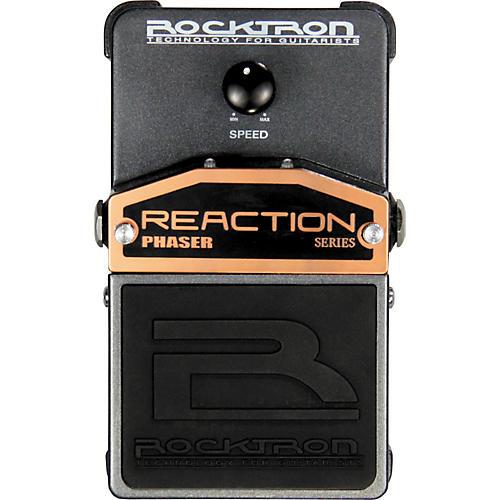 rocktron reaction phaser guitar effects pedal musician 39 s friend. Black Bedroom Furniture Sets. Home Design Ideas