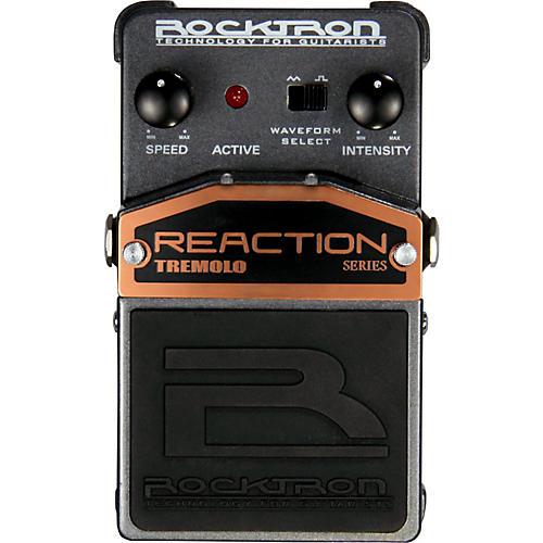 Rocktron Reaction Tremolo Guitar Effects Pedal