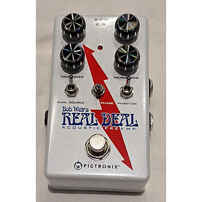 Pigtronix Real Deal Effect Pedal
