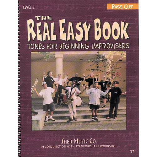 Sher Music Real Easy Book