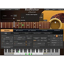 MusicLab RealGuitar Virtual Guitar Software Download