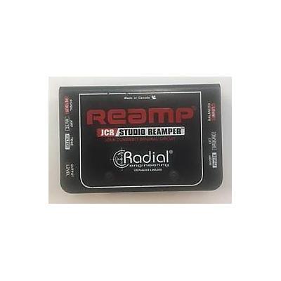 Radial Engineering Reamp JCR Direct Box