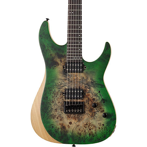 Schecter Guitar Research Reaper-6 6-String Electric Guitar Forest Burst