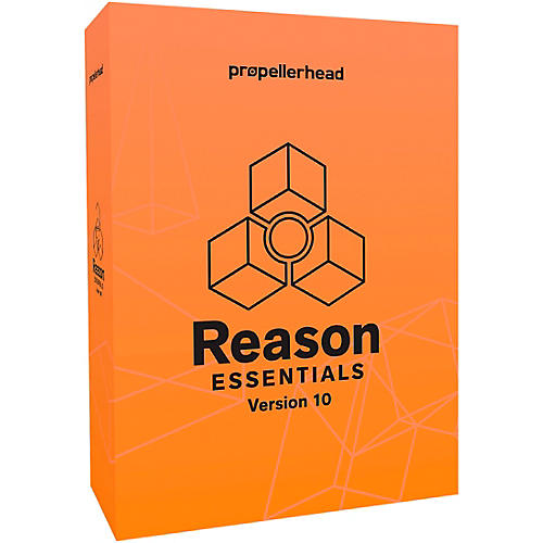 Propellerhead Reason 10 Upgrade from Essentials/Ltd/Adapted