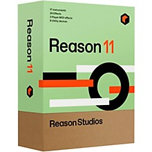 Reason Studios Reason 11 EDU 5-User Network Multi-License (Boxed)