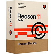 Reason Studios Reason 11 Suite (Boxed)
