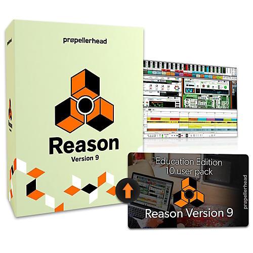 Propellerhead Reason 9.5 EDU 10 User Pack Upgrade