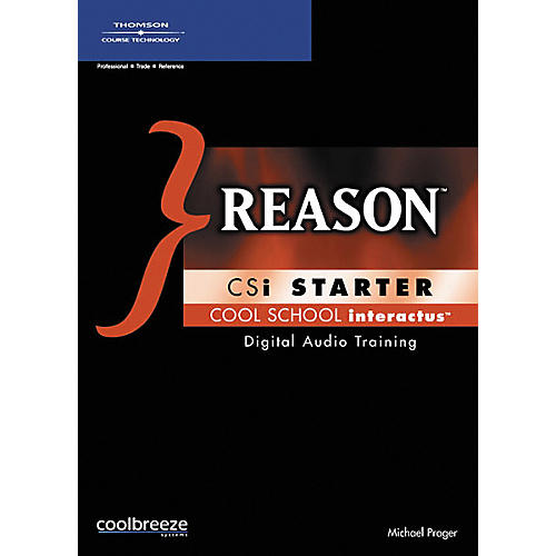 Course Technology PTR Reason CSi Starter (CD-ROM)