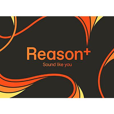 Reason Studios Reason + (Download)