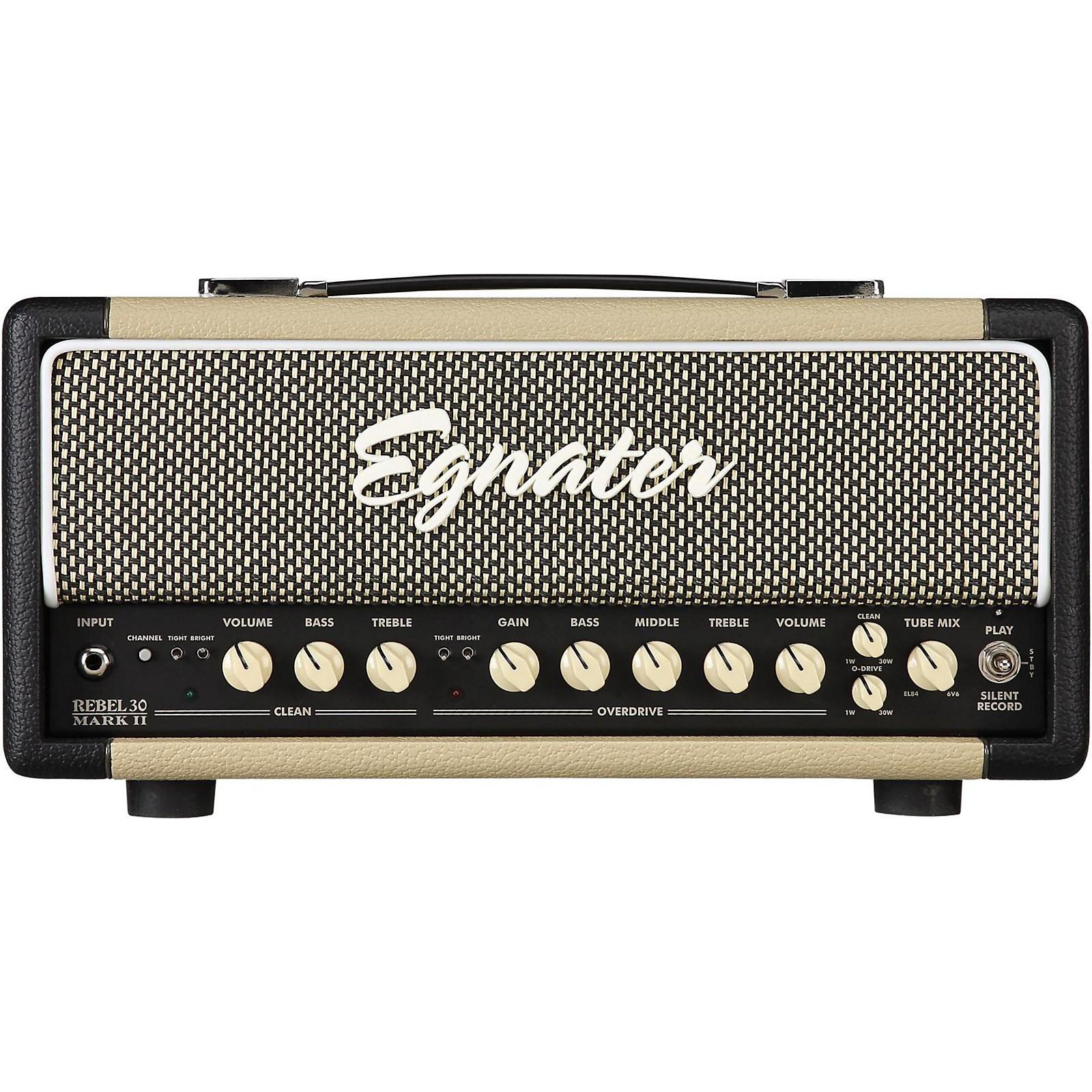 Egnater Rebel-30 Mark II 30W Guitar Tube Head