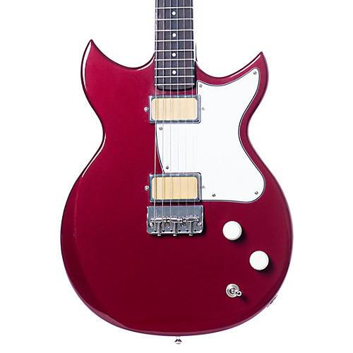 Harmony Rebel Electric Guitar Burgundy