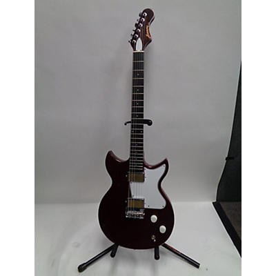 Harmony Rebel Solid Body Electric Guitar