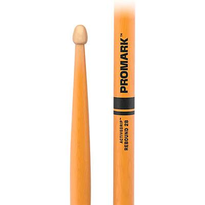 Promark Rebound ActiveGrip Clear Acorn Tip Drumstick