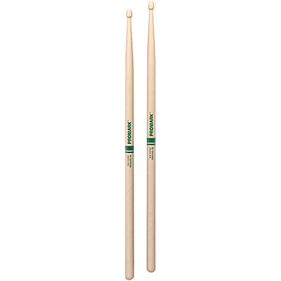 Promark Rebound Raw Hickory Acorn Tip Drumstick