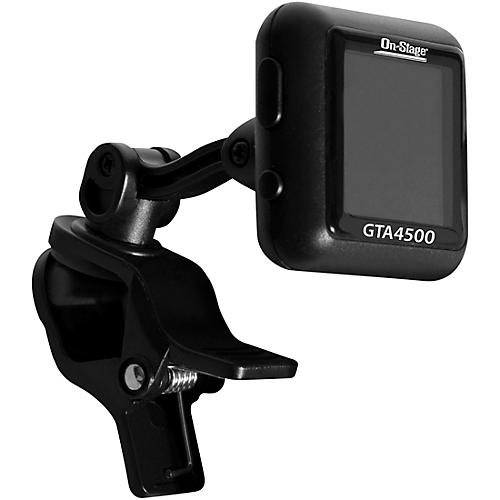 On-Stage Rechargeable Clip-On Tuner