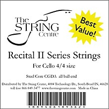 Recital II Cello String Set 3/4 Size set