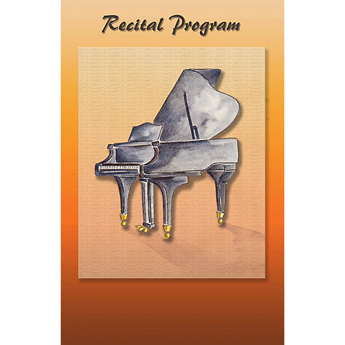 SCHAUM Recital Program #74 - Elegant Piano Educational Piano Series Softcover