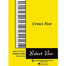 Lee Roberts Recital Series For Piano, Yellow (Book II) Crows Feet Pace Piano Education Series