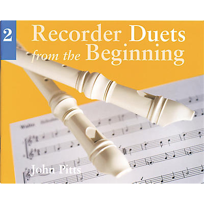Music Sales Recorder Duets From the Beginning Book 2