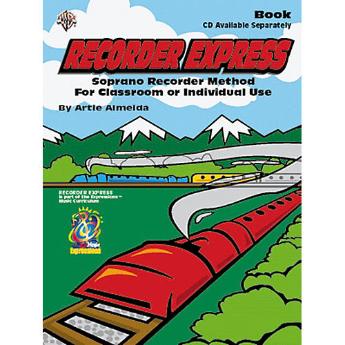 Alfred Recorder Express Beginning Method Book