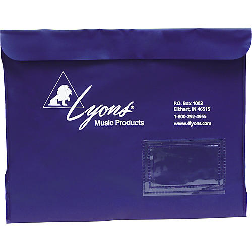 Lyons Recorder Plus Music Pouch