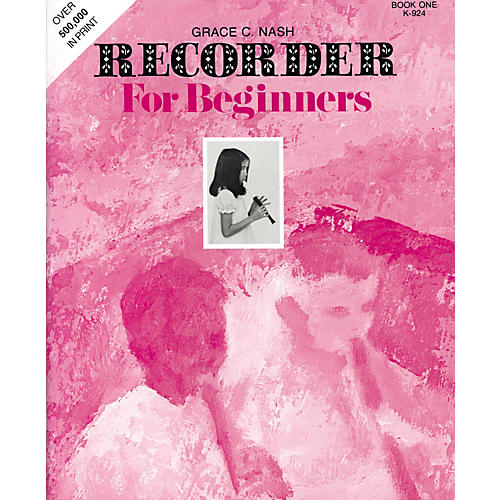 Grace Nash Publications Recorder for Beginners