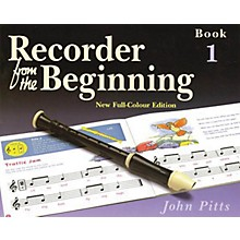 Music Sales Recorder from the Beginning - Book 1 (Full Color Edition) Music Sales America Series by John Pitts